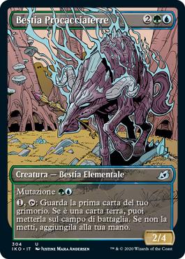 Bestia Procacciaterre