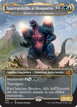 Broykos, Alfa dell'Eternità