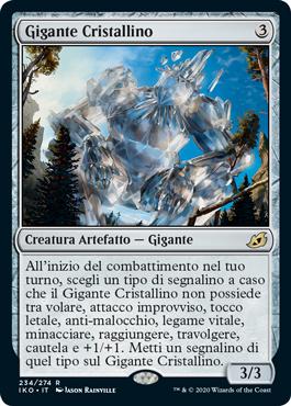 Crystaline Giant