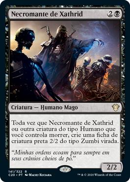 Necromante de Xathrid