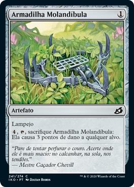 Armadilha Molandíbula