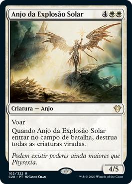 Anjo da Explosão Solar