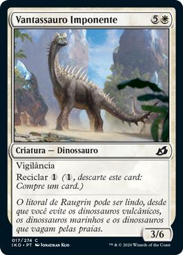 Vantassauro Imponente