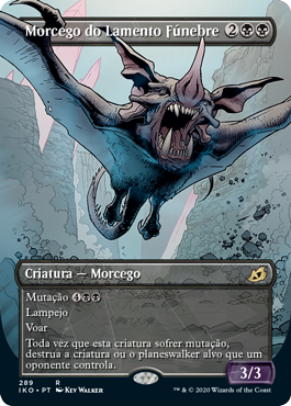 Morcego do Lamento Fúnebre