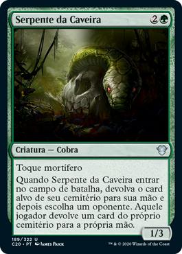 Serpente da Caveira
