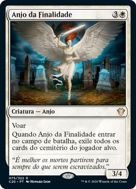Anjo da Finalidade