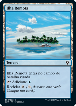 Ilha Remota