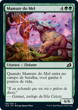 Mamute do Mel
