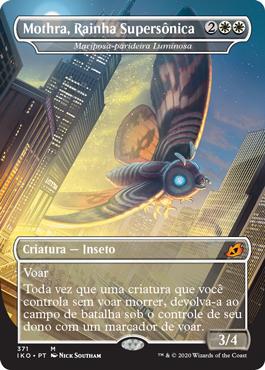 Mariposa-parideira Luminosa
