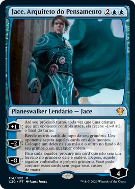 Jace, Arquiteto do Pensamento