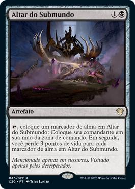 Altar do Submundo