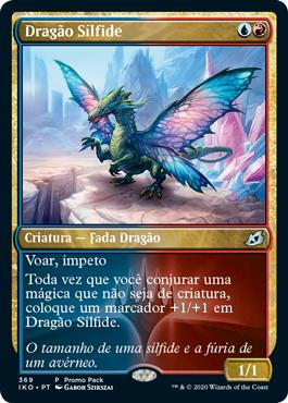 Dragão Sílfide