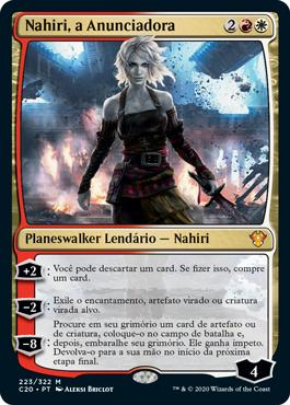 Nahiri, a Anunciadora
