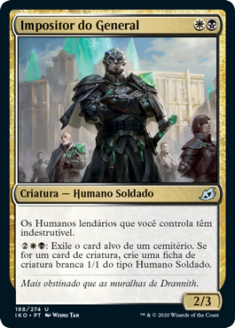 Impositor do General