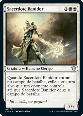 Sacerdote Banidor