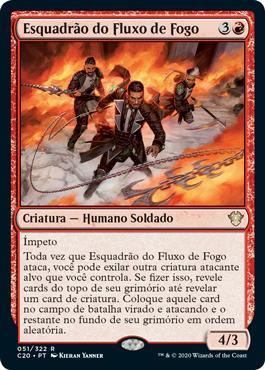 Esquadrão do Fluxo de Fogo