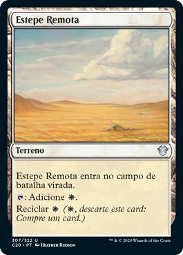 Estepe Remota