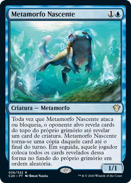 Metamorfo Nascente