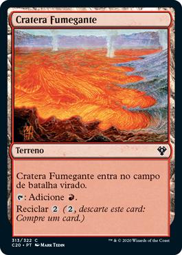 Cratera Fumegante