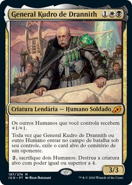 General Kudro de Drannith