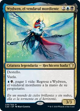 Wydwen, el vendaval mordiente