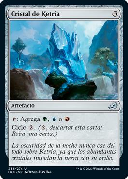 Cristal de Ketria