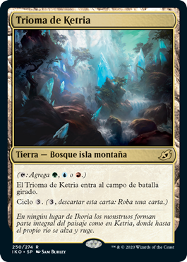 Trioma de Ketria