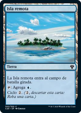Isla remota