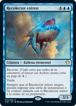 Recolector etéreo