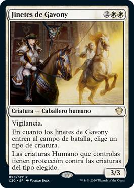 Jinetes de Gavony