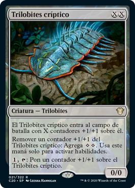 Trilobites críptico