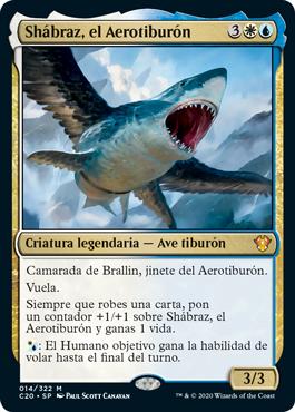 Shábraz, el Aerotiburón