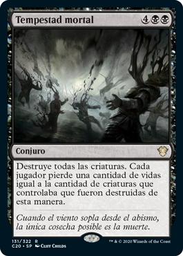 Tempestad mortal