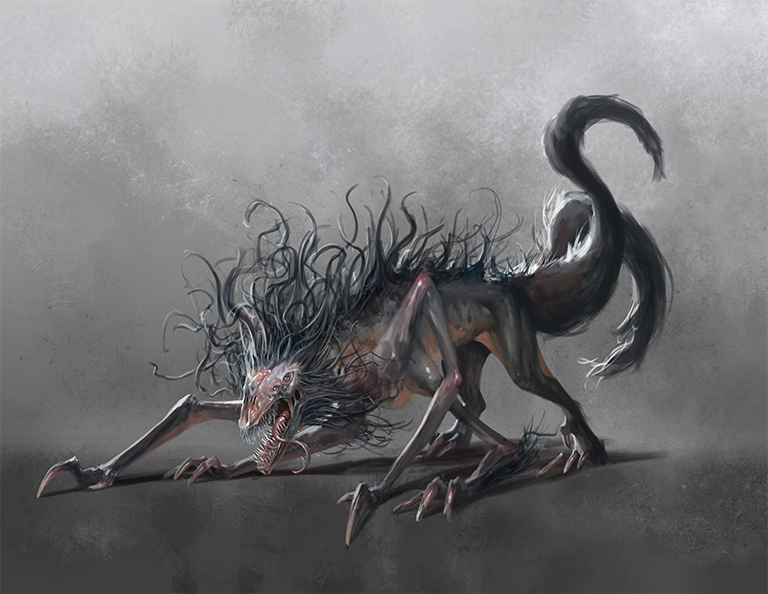 Nightmare Concept