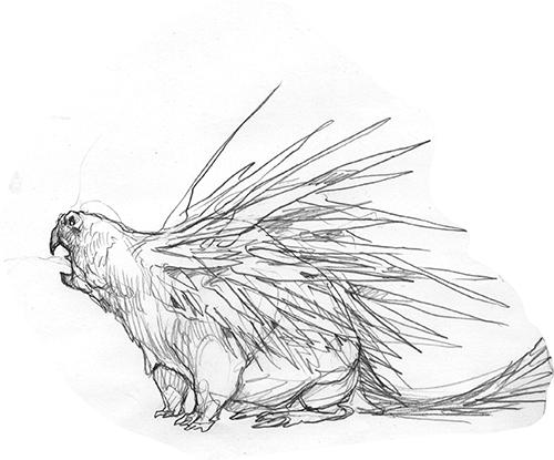 Hybrid Monster Concept