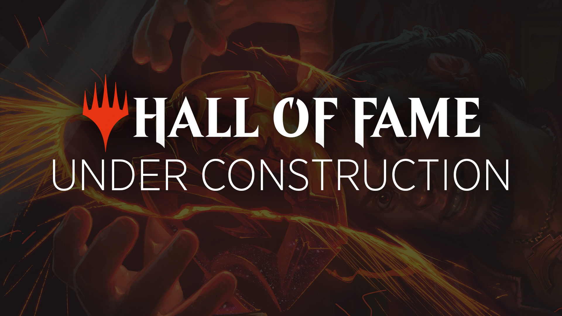 Hall of Fame Under Construction Graphic