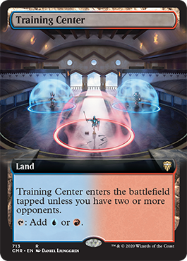 Extended-art Training Center