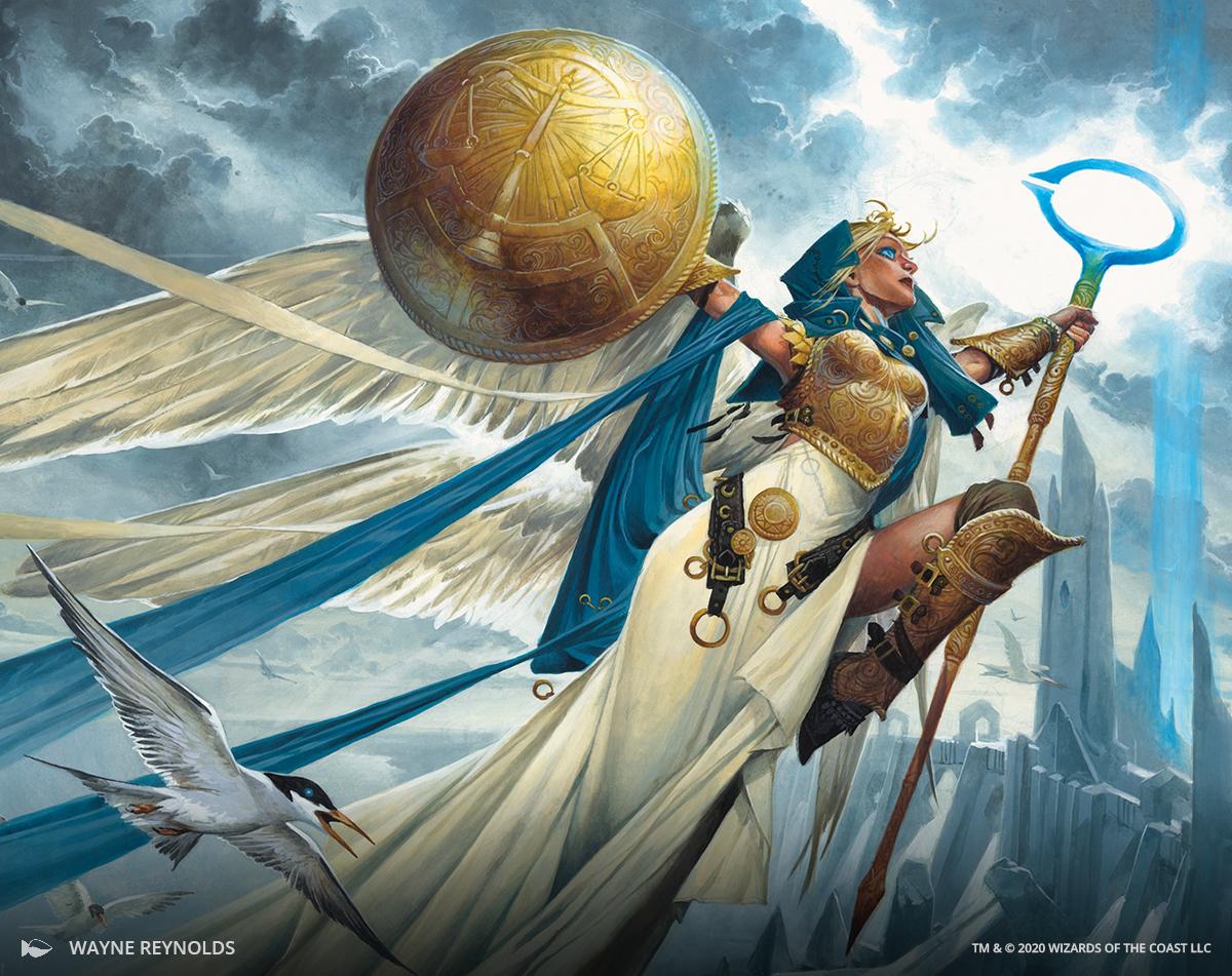Linvala, Shield of Sea Gate
