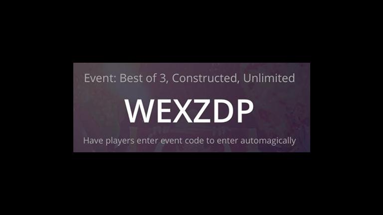 Event Code