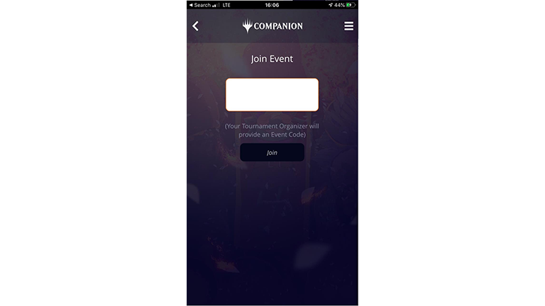 Join Event