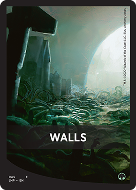 Walls Theme Card