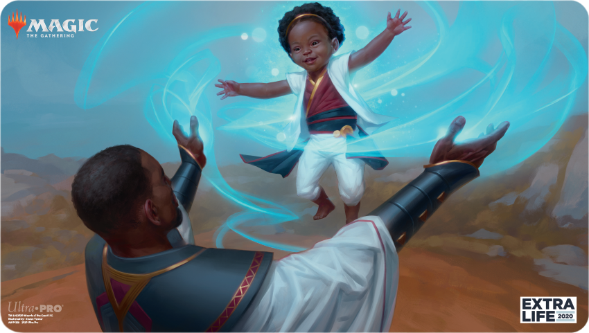 Teferi's Protection playmat