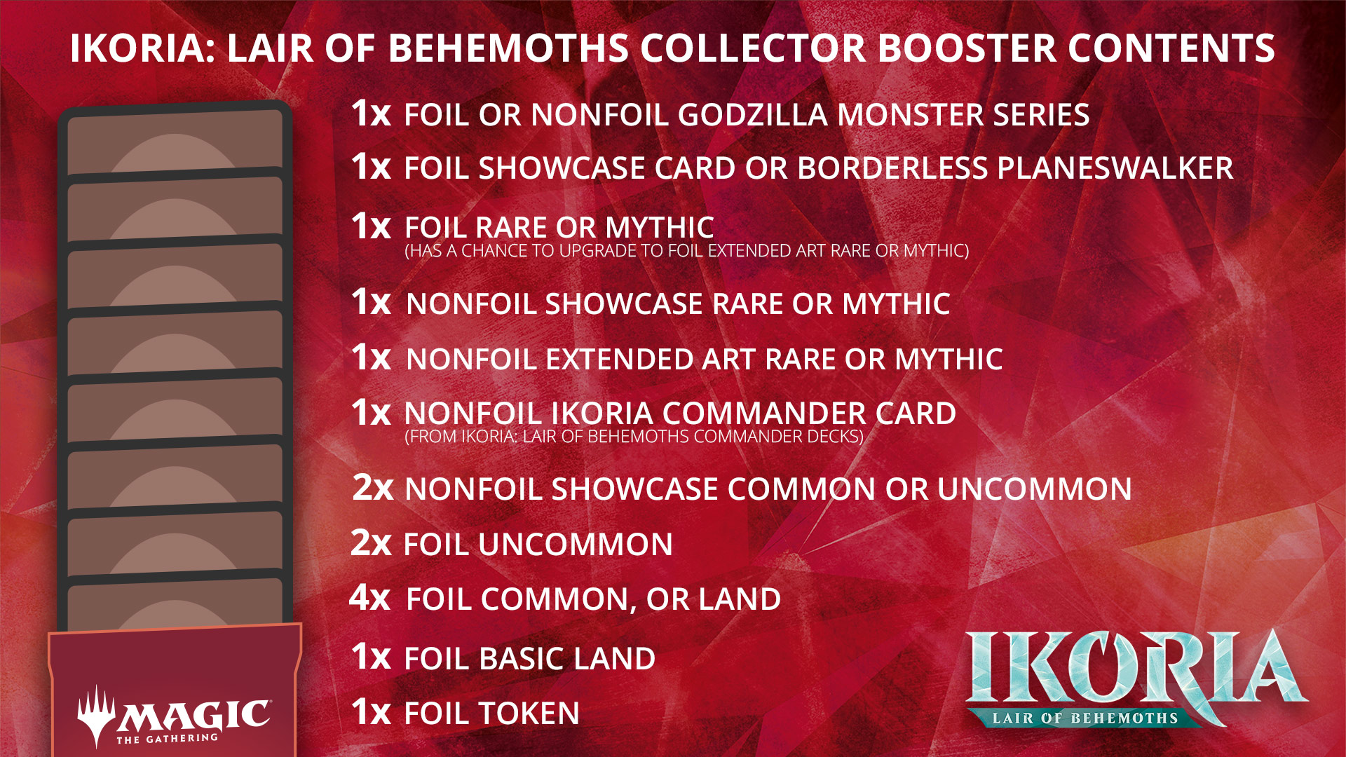 Collector Booster info
