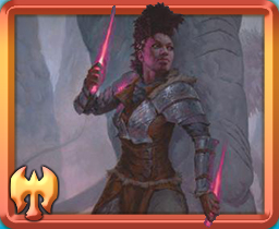 Kaya the Inexorable Prestige Avatar
