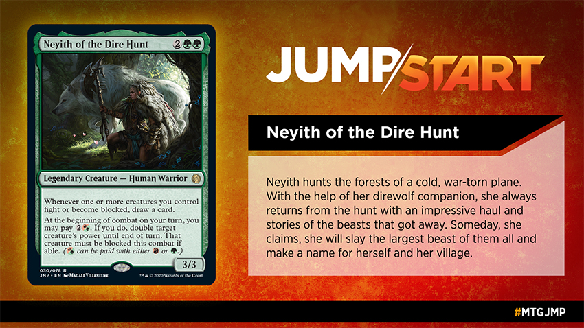 Neyith of the Dire Hunt