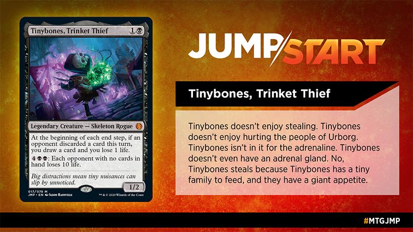 Tinybones, Trinket Thief