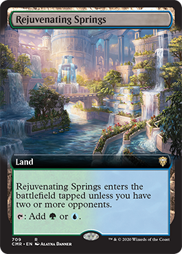 Extended-art Rejuvenating Springs