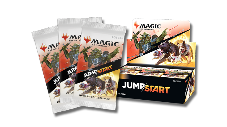 Jumpstart Boosterbox & Boosters