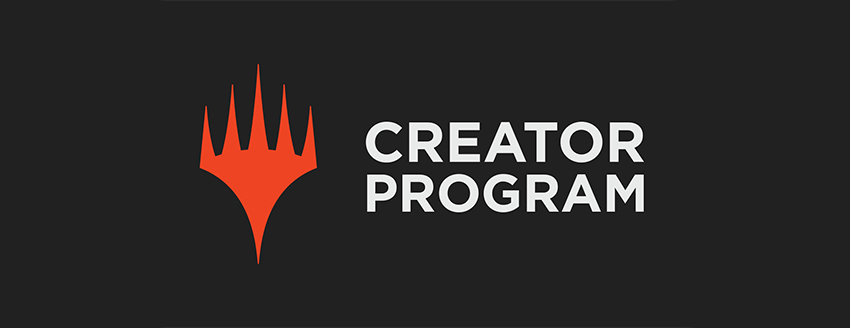 Creator Program logo