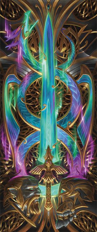 Forging the Tyrite Sword